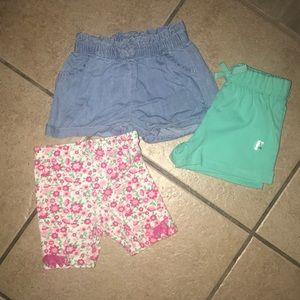 Other - 3pc shorts bundle